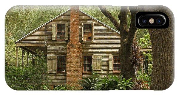 Louisiana Cajun Home IPhone Case