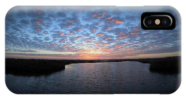 Louisiana Sunrise IPhone Case