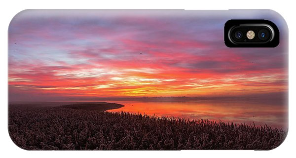 Serenity iPhone Case - Love A Morning Like This.... by Leif L??ndal