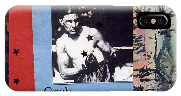 Love And War Greb IPhone Case