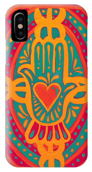 Love And Wealth To You IPhone Case