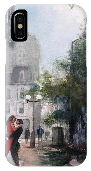 Love By The Biltmore IPhone Case
