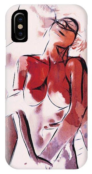 Lust iPhone Case - Love Is Wonderful by Steve K