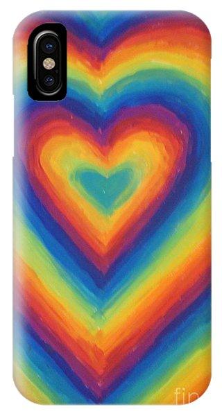 Love Phone Case by Jedidiah Morley