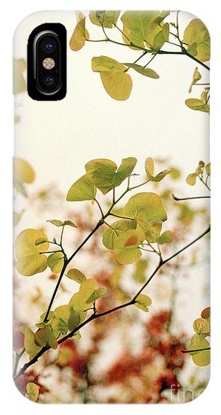 Love Leaf IPhone Case