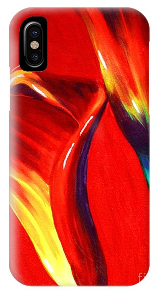 Love Lilies IPhone Case