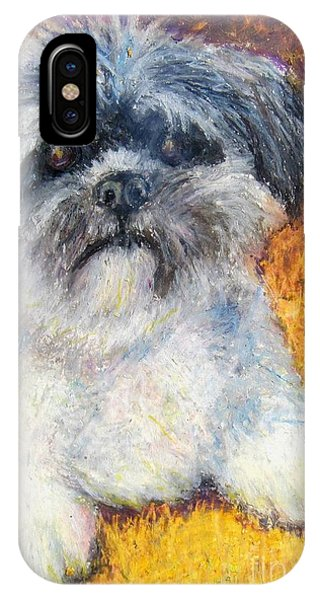 Love My Lhasa IPhone Case