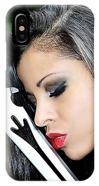 Love Of Steel IPhone Case