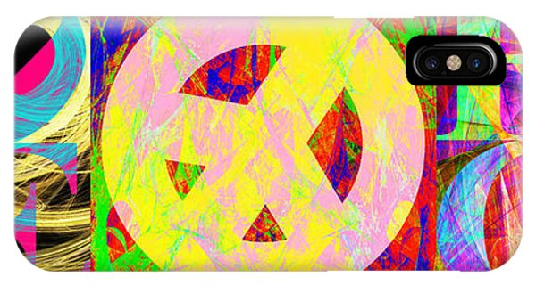 IPhone Case featuring the photograph Love Peace And Rock And Roll Return To The Summer Of Love 20140605 by Wingsdomain Art and Photography