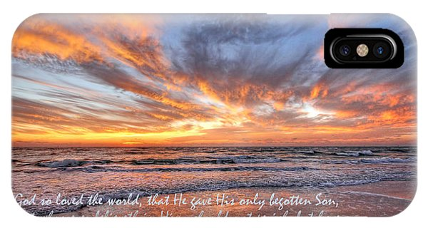New Testament iPhone Case - Love Personified by HH Photography of Florida