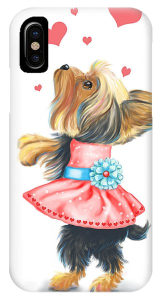 Love Without Ends IPhone Case