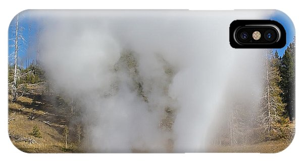 Love Yellowstone Two IPhone Case