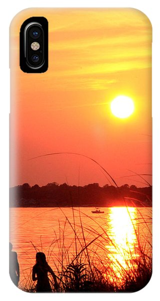 Alive iPhone Case - Love You by Mark Ashkenazi