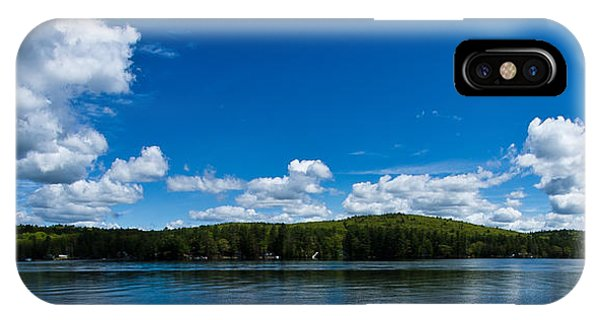 Lovell Lake Afternoon IPhone Case