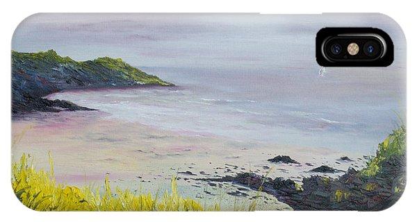 Lovers Cove Kinsale   IPhone Case