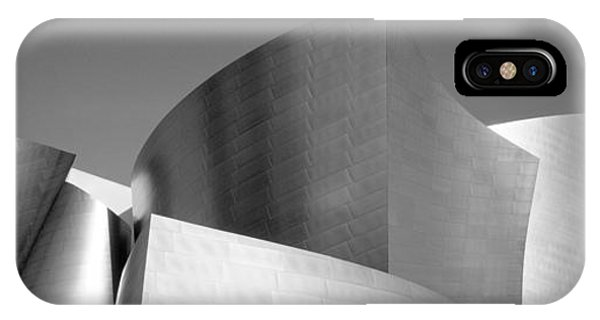 Gehry iPhone Case - Low Angle View Of A Building, Walt by Panoramic Images