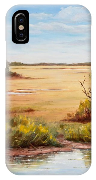 Low Country Drama IPhone Case