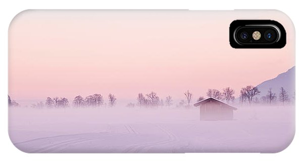 Low Fog IPhone Case