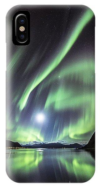 Low Moon IPhone Case