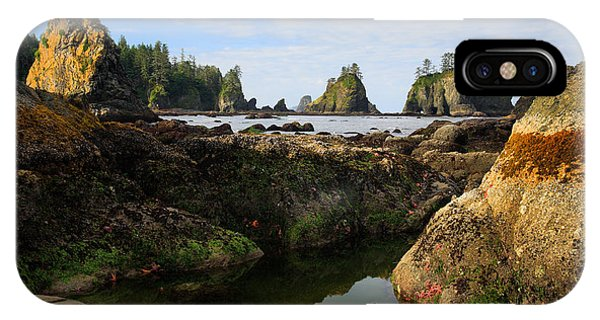 Arches National Park iPhone Case - Low Tide At The Arches by Inge Johnsson