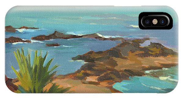 South Pacific Ocean iPhone Case - Low Tide by Diane McClary