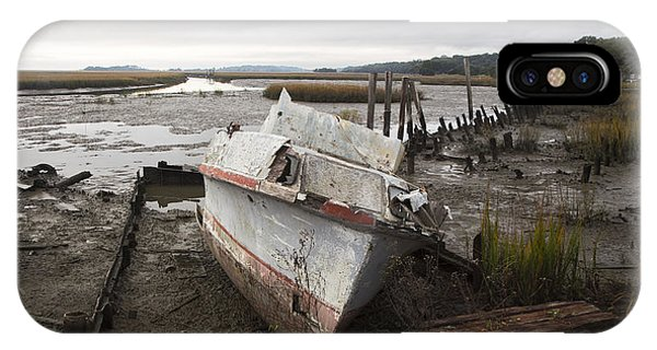 Low Tide Panorama IPhone Case