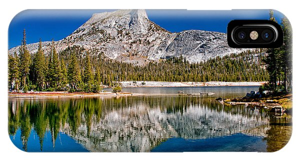 Lower Cathedral Lake IPhone Case