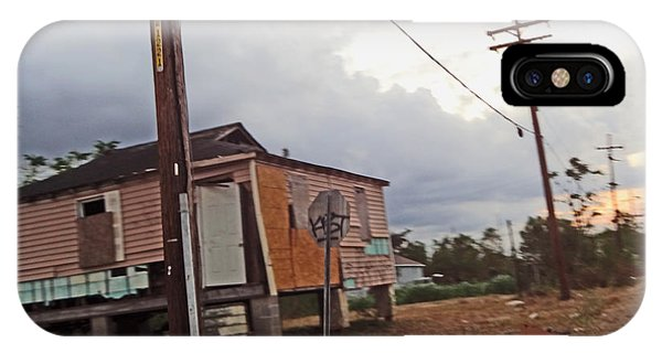 Lower Ninth Ward New Orleans 2012 IPhone Case