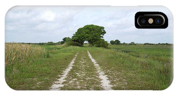 Loxahatchee Wildlife Refuge IPhone Case
