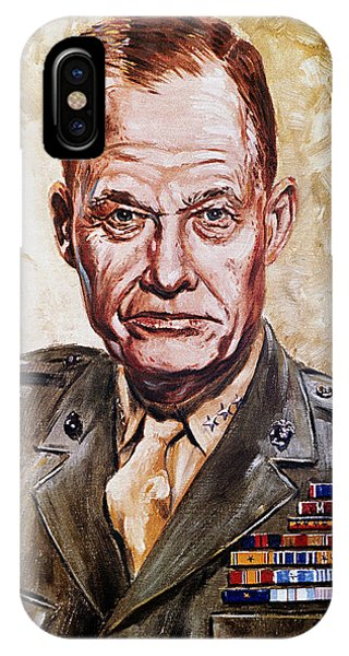 Lt Gen Lewis Puller IPhone Case