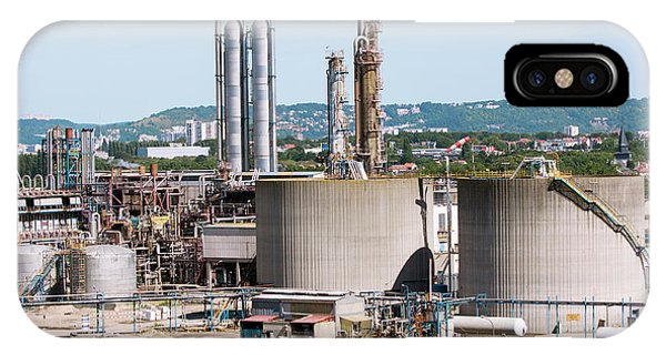 Lubricants Plant Phone Case by Andrew Wheeler/science Photo Library