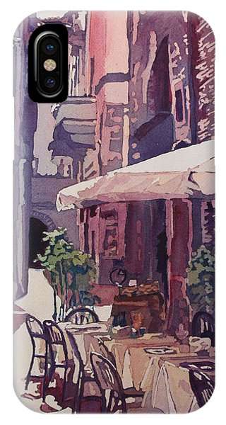 Lucca Cafe IPhone Case