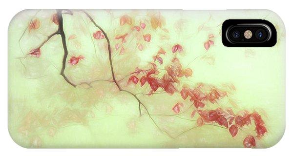 Soft iPhone Case - Luce Dorata by Gilbert Claes