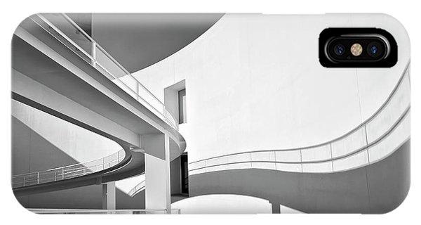 Shadow iPhone Case - Luces Y Sombras by Antonio Rodr??guez Maldonado