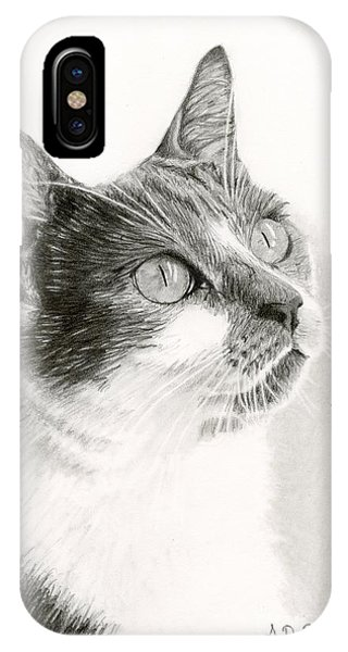 Hyper Realism iPhone Case - Lucy by Sarah Batalka