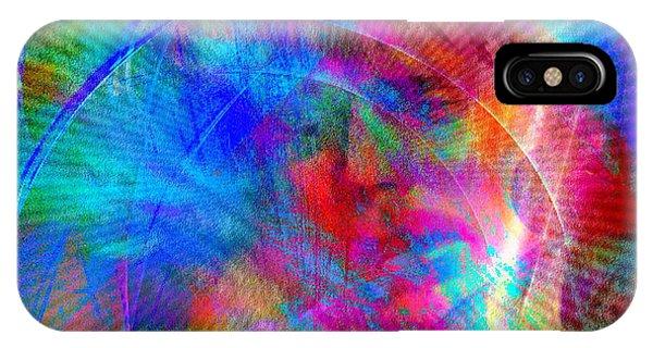 IPhone Case featuring the digital art Luke by Visual Artist Frank Bonilla