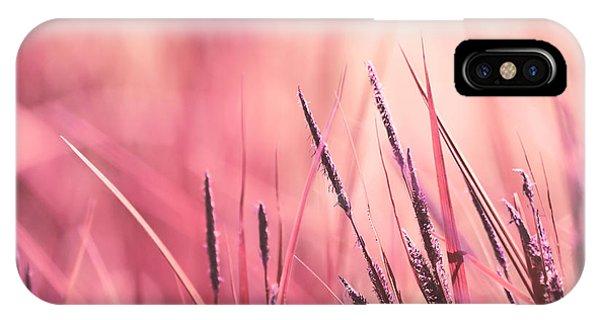 Luminis - S09c - Pink IPhone Case