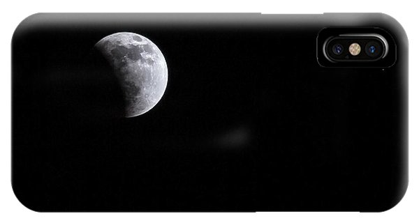 Lunar Night By Denise Dube IPhone Case