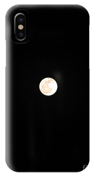 Lunar Beauty Phone Case by Rebecca Christine Cardenas