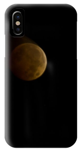 Lunar Blood IPhone Case