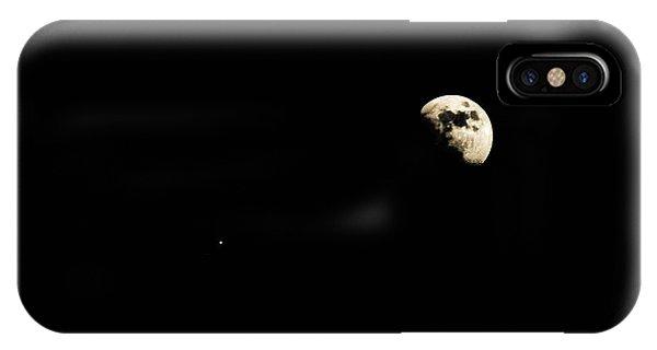 Lunar Fun IPhone Case