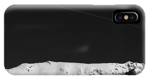 Lunar Landscape IPhone Case