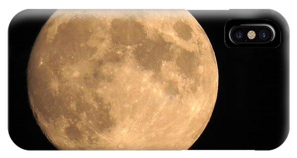 Lunar Mood IPhone Case
