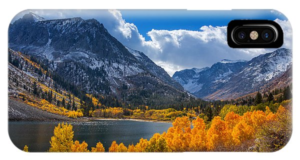 Lundy Lake IPhone Case