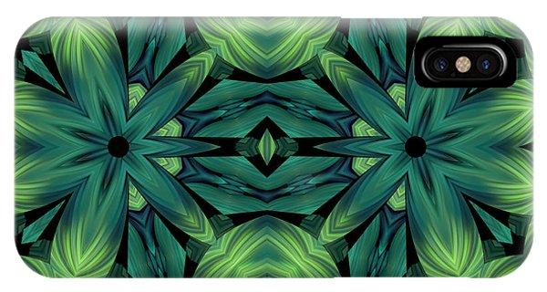 Luscious Greenery IPhone Case