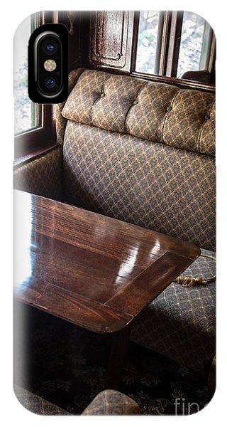 Passenger Train iPhone Case - Luxury Train by Edward Fielding