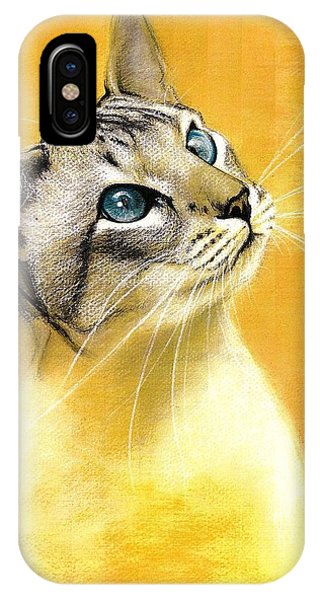 Lynx Point Siamese IPhone Case