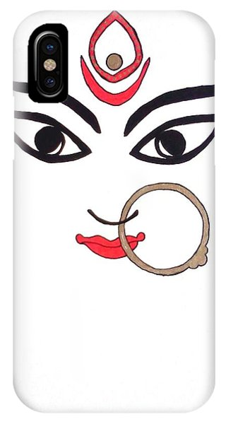 Maa Kali IPhone Case