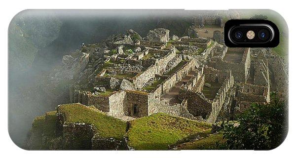 Machu Picchu Peru 2 IPhone Case