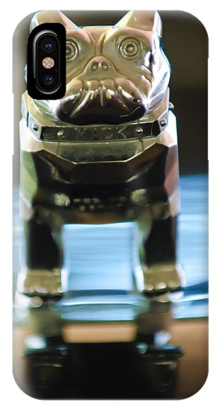 Mack Truck Hood Ornament 2 IPhone Case
